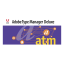 Adobe Type Manager Icon