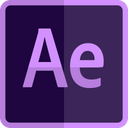 Adobe Aftereffects Icon