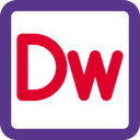 Adobe Dreamweaver Technology Logo Social Media Logo Icon