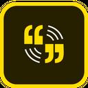 Adobe Spark Video Icon