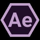 Ae Adobe Hexa Icon
