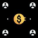 Affiliate Marketing Seo And Web Affiliate Icon