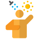 Antiseptic Medical Bacteria Icon