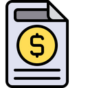 Agreement Contract Paper Icon
