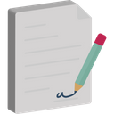 Agreement Contract Document Icon