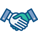 Agreement Business Deal Icon