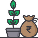 Agriculture Loan Icon