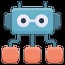 Robot Artificial Intelligence Robotic Icon