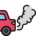 Air Pollution Pollution Vehicle Icon