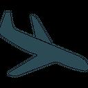 Aircraft Landing Icon