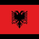 Albania Flag Country Icon