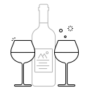 Alcohol Red Wine Icon