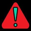 Alert Danger Sign Icon