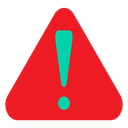 Alert Danger Sign Icon