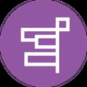Align Right Edge Icon