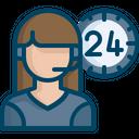 Allday Customer Support Icon