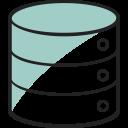 Amazon Database Brand Icon