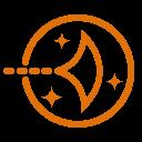Amazon Lightsail Brand Icon