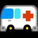 Ambulance Car Coronavirus Covid Icon