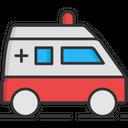 A Ambulance Ambulance Emergency Icon