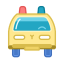 Ambulance Car Medical Healthcare Icon
