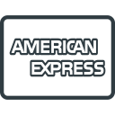 American Express Payments Icon