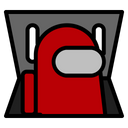Amongus Game Mobile Icon