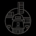 Amsterdam Icon