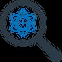 Analysis Environmental Analysis Inspection Icon