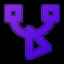 Anchor Reshape Icon