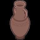 Ancient Vase Icon
