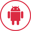 Android Social Logos Icon