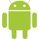 Android Mobile Robot Icon