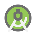 Android Studio Android Logo Icon