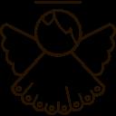 Angel God Icon
