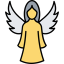 Angel Fairy Wings Icon