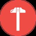 Angle Tsquare Measure Icon