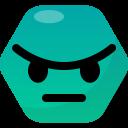 Emotion Emoji Reactions Icon