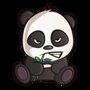 Angry Panda Icon