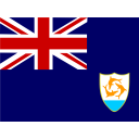 Anguilla Flag Country Icon