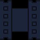 Animation Film Film Reel Icon
