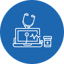 Antivirus Heal Safe Icon