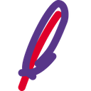 Apache Technology Logo Social Media Logo Icon