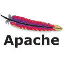 Apache Original Wordmark Icon