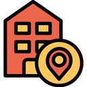 Location Map Pointer Navigation Icon
