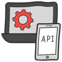 API Programming Icon