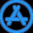 App Store Technology Logo Social Media Logo Icon