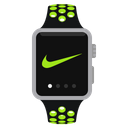 Apple Applewatch Nike Icon