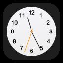 Apple Clock Watch Icon