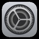 Apple Settings Optimization Icon